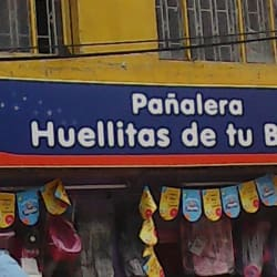 Pañalera Huellitas De Tu Bebe en Bogotá