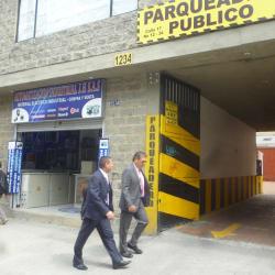 Parqueadero Publico Calle 17 en Bogotá