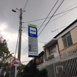 Paradero SITP Barrio San Luis - 187A00 en Bogotá
