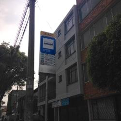 Paradero SITP Barrio La Soledad - 141A00 en Bogotá