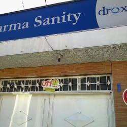 Drogueria Farma Sanity en Bogotá