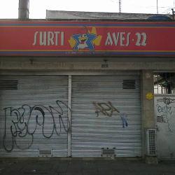 Surti Aves La 22 en Bogotá