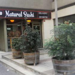 Restaurante Natural Sushi en Santiago