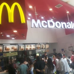 McDonald's - Mall Plaza Egaña en Santiago