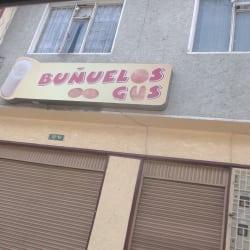 Buñuelos Gus en Bogotá