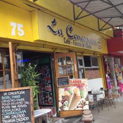 Restaurant La Concepción en Santiago