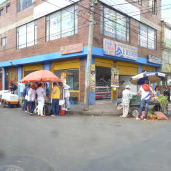 Panadería y Restaurante Panarest en Bogotá