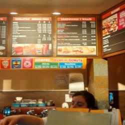 Dunkin' Donuts - Costanera Center en Santiago