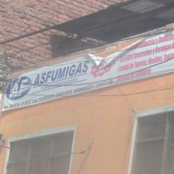 Asfumigas en Bogotá