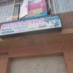 Bicicletas Delgado en Bogotá