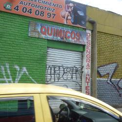 Autolavado La 102 en Bogotá