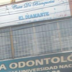 Casa de Banquetes el Diamante en Bogotá