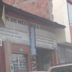 Taller De Mecanica General en Bogotá