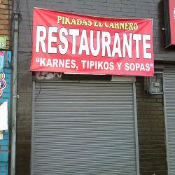 Pikadas El Carnero en Bogotá