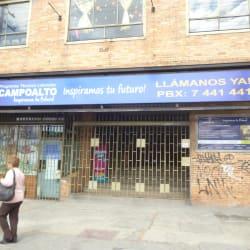 Campoalto Calle 160 en Bogotá