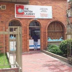 Lavandería The British Laundry en Bogotá