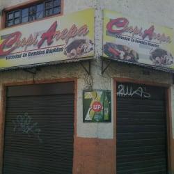 Chopi Arepa en Bogotá