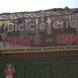 Bicicleteria Fran`s-Cami en Bogotá