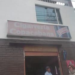 Cigarreria Copacabana en Bogotá