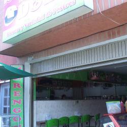 Delicias y Postres en Bogotá