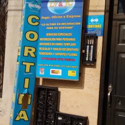 decoraciones lv & jc cortinas  en Bogotá