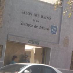 Salon Del Reino De Los Testigos De Jehova Diagonal 13 Bis en Bogotá
