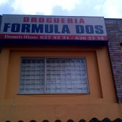 Droguería Formula Dos de Bogotá en Bogotá