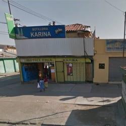 Botillería Karina en Santiago