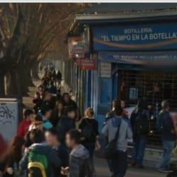 Botillería El Tiempo en la Botella en Santiago