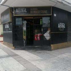 Licorería Humberstone en Santiago