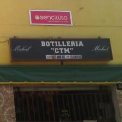 Botillería CTM en Santiago