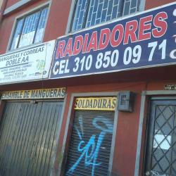Radiadores Otto en Bogotá
