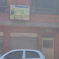 Trotorres en Bogotá