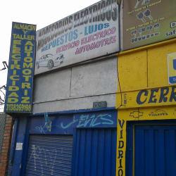 Accesorios Eléctricos Calle 17 en Bogotá