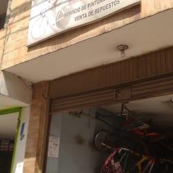 Bici Cardenas en Bogotá