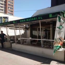 Wasabi Resto Sushibar en Santiago