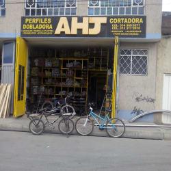 Cortadora y Dobladora AHJ en Bogotá