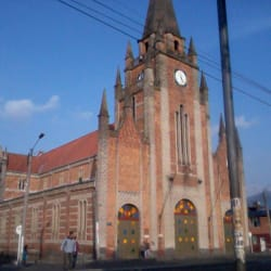 Parroquia San Fernando Rey  en Bogotá