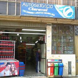 Autoservicio Claraval en Bogotá
