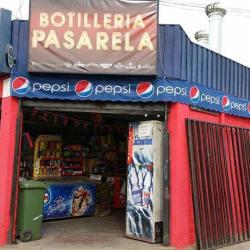 Botillería Pasarela en Santiago