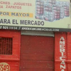 American Line Ropa Americana en Santiago