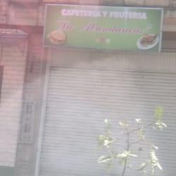Cafeteria y Fruteria La Abundancia en Bogotá