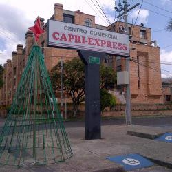 Centro Comercial Capri-express en Bogotá