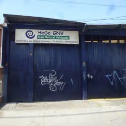 HeGo GNV S.A.S. en Bogotá