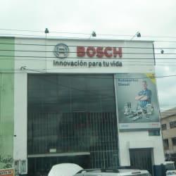 Bosh  en Bogotá