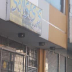 Senses´s en Bogotá