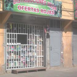 Distribuciones Mega Ofertas Rojas en Bogotá