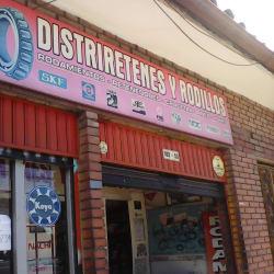 Distrinetes y Rodillos  en Bogotá