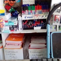 Librería A y G en Santiago