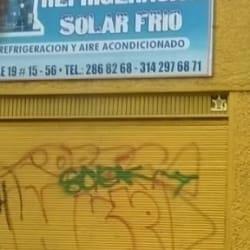 Refrigeracion Solar Frio en Bogotá